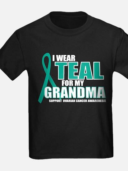 OC: Teal For Grandma T