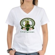 McGovern Clan Motto Shirt