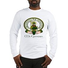 McGovern Clan Motto Long Sleeve T-Shirt
