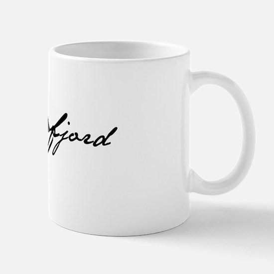 Fjord Horse Mug