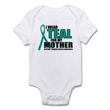 OC: Teal For Mother Onesie