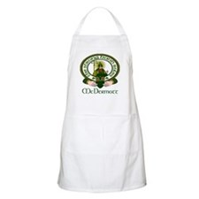 McDermott Clan Motto BBQ Apron