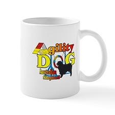 Australian Shepherd Agility Mug