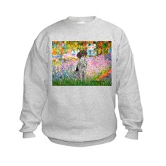 Garden/German Pointer Sweatshirt