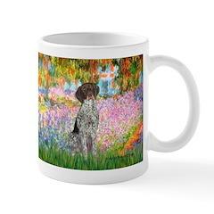 Garden/German Pointer Mug