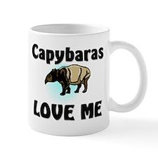 Capybaras Love Me Mug