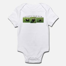 Gypsy Vanner Horse Infant Bodysuit