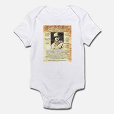 General Omar Bradley Infant Bodysuit