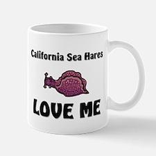 California Sea Hares Love Me Mug