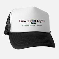 University of Lagos Banner & Crest Trucker Hat