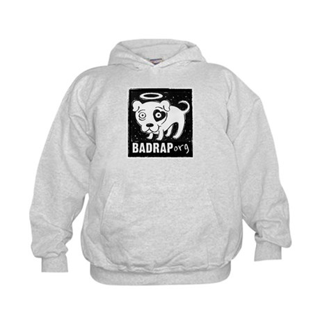 Bad Rap Logo Kids Hoodie