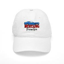 MUSTANG GRANDPA Baseball Cap