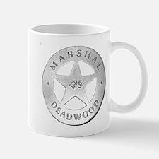 Deadwood Marshal Mug