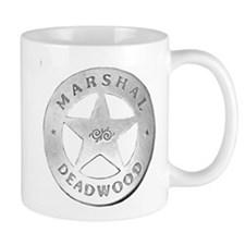Deadwood Marshal Mug