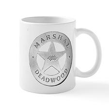 Deadwood Marshal Small Mug