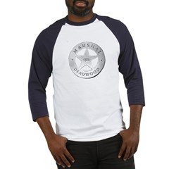 Deadwood Marshal Baseball Jersey