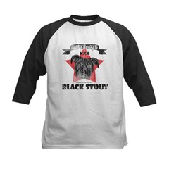 Black Stout Tee