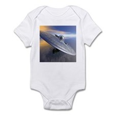 First Of Many Infant Bodysuit