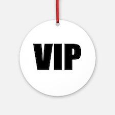 VIP Keepsake (Round)