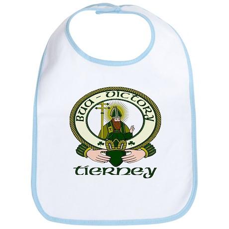 Tierney Clan Motto Bib