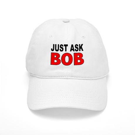 ASK BOB Cap