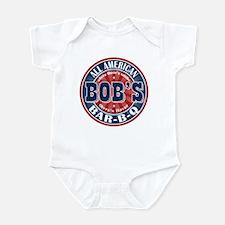 Bob's All American BBQ Infant Bodysuit