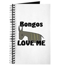Bongos Love Me Journal