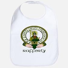 Rafferty Clan Motto Bib
