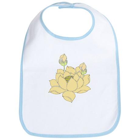 Lotus Flower Hasu Bib