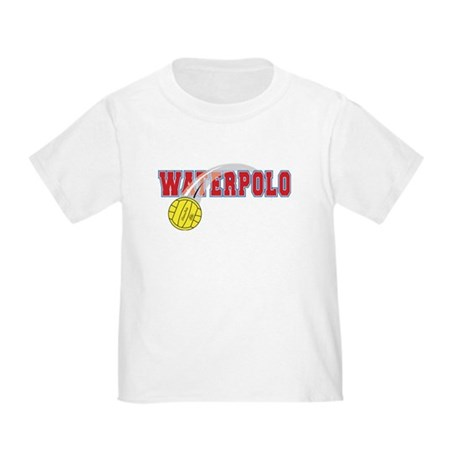 Waterpolo Ball Toddler T-Shirt