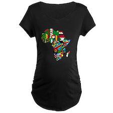 Flags of Africa T-Shirt