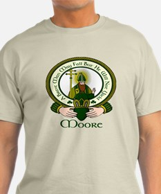 Moore Clan Motto T-Shirt