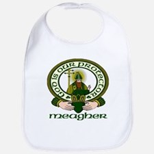 Meagher Clan Motto Bib