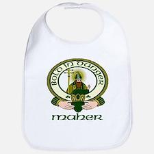 Maher Clan Motto Bib