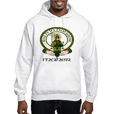 Maher Clan Motto Jumper Hoody