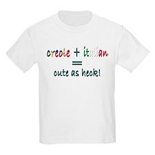 Creole Italian Cutie T-Shirt