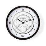 Rotech Wall Clock Timepiece