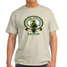 Lyons Clan Motto T-Shirt