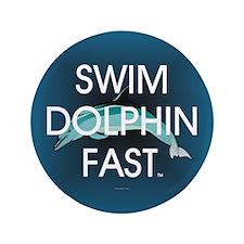 "TOP Swim Slogan 3.5"" Button"