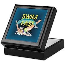 TOP Swim Slogan Keepsake Box