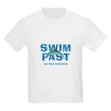 TOP Swim Slogan T-Shirt