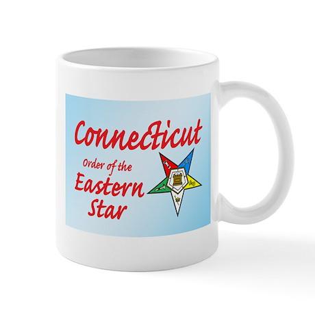 Connecticut Eastern Star Mug