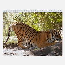 Bengal Tiger Wall Calendar
