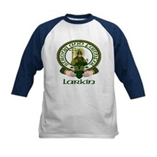 Larkin Clan Motto Tee
