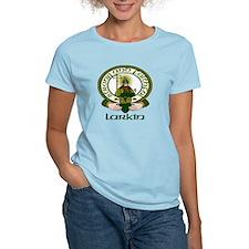 Larkin Clan Motto T-Shirt
