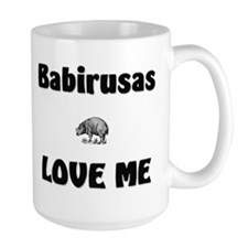 Babirusas Love Me Mug