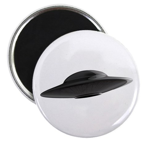 "Classic 1950s UFO 2.25"" Magnet (10 pack)"