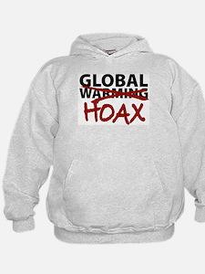 Global Warming Hoax Hoodie