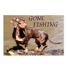 Gone Fishing Postcards (Package of 8)