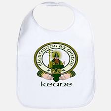 Keane Clan Motto Bib